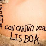 Con cariño desde Lisboa