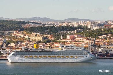Cómo llegar a Lisboa, Portugal- by machbel