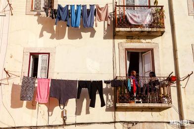 Bairro Alto de Lisboa, escenas de calle. Portugal- by machbel