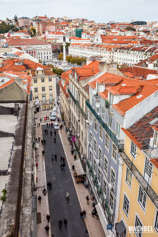 Barrio do Chiado, Lisboa, Portugal- by machbel