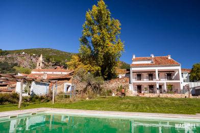 Posada de San Marcos, Alájar, Sierra de Aracena, Andalucía, España - by machbel