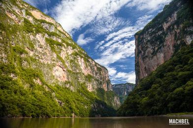 Recorrido en barca por el Cañón del Sumidero, Chiapas, México - by machbel