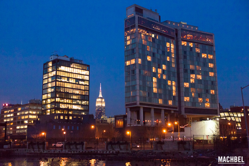 Hoteles de Nueva York, The Standad High Line. Estados Unidos by machbel