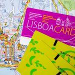 Tarjetas turísticas de Lisboa, Portugal by machbel