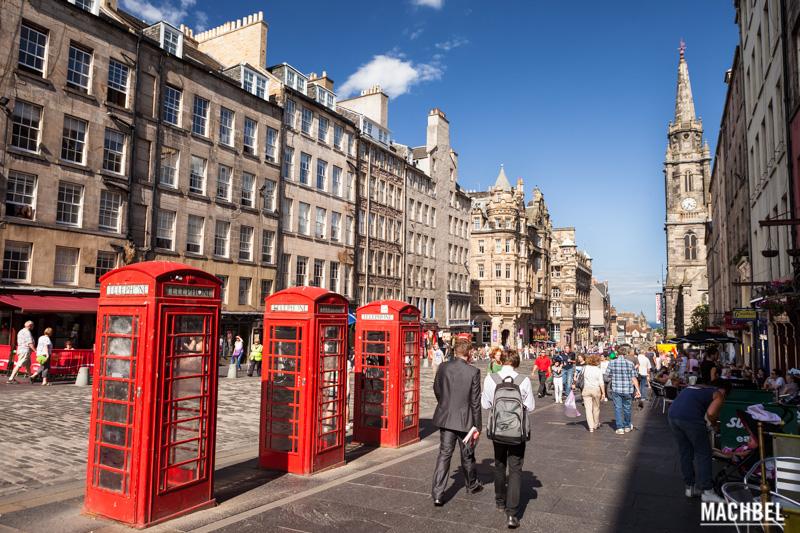 Edimburgo gu a para conocer los misterios de la capital for Mas edimburgo