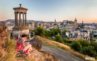 Edimburgo capital de Escocia by machbel