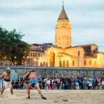 Combate de Gladiadores en Gijón Asturias by machbel