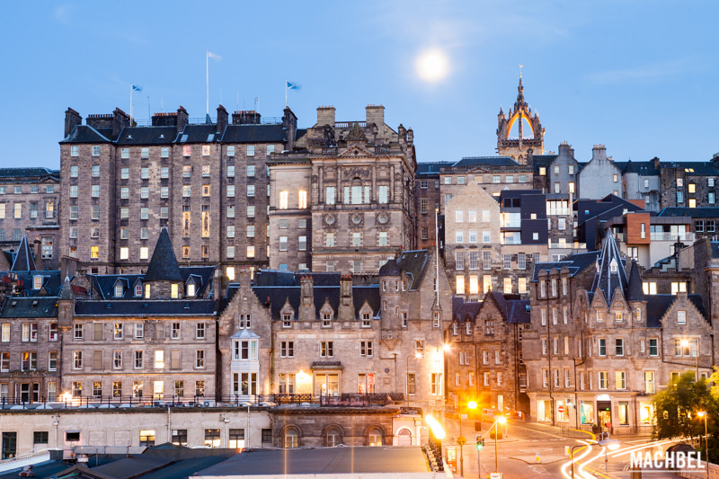Edimburgo capital de Escocia by machbel