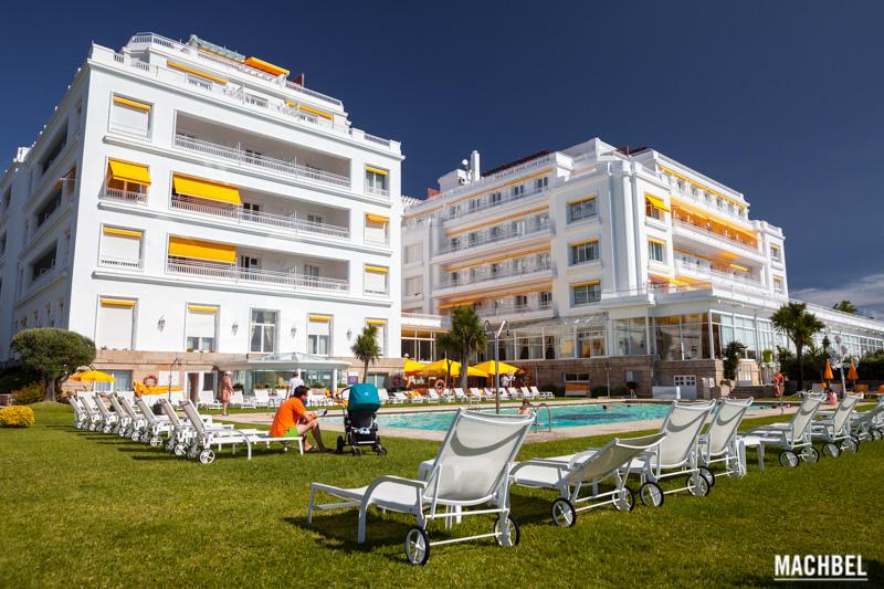 Gran hotel la toja 5 el hotel balneario m s lujoso de for Hotel luxury la toja