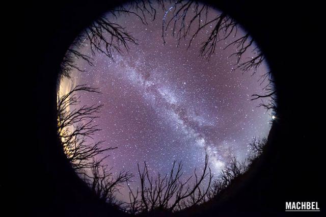 Cielo de La Gomera