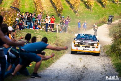 Rally Legend Histórico San Marino 2014 by machbel