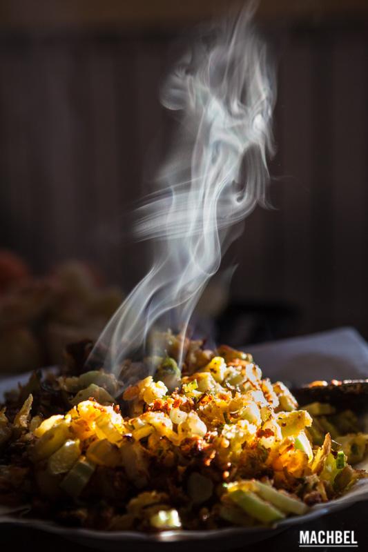 Plato de verduras humeante by machbel