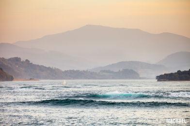 Visita a la costa vasca de Bizkaia Bilbao Euskadi España by machbel