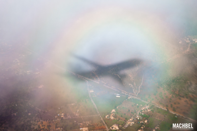 Sobrevolando Mallorca en Avión by machbel