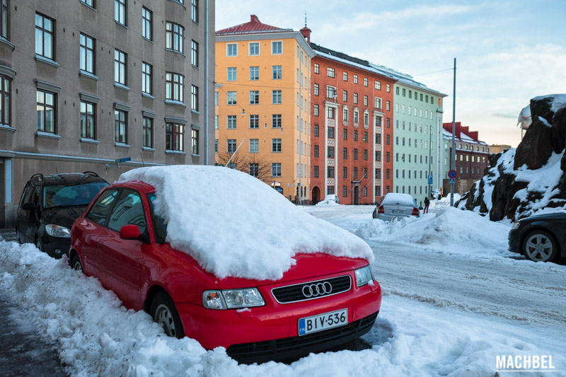 Helsinki en 10 fotos. Sensaciones de la capital de Finlandia