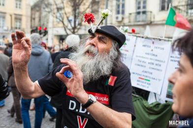 Manifestaciones por el mundo by machbel