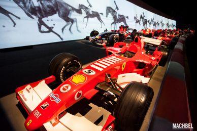 Museo del automóvil de Torino Italia by machbel