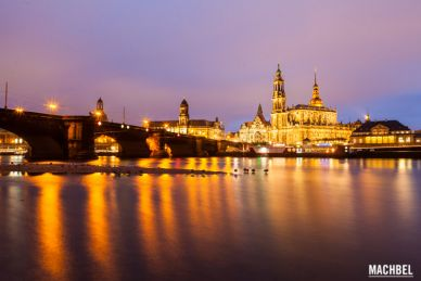 Dresden, ciudad de Alemania by machbel