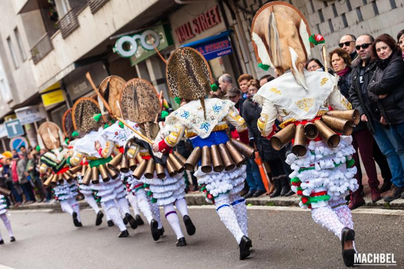 Las fiestas de carnaval ms espectaculares de Galicia en Ourense