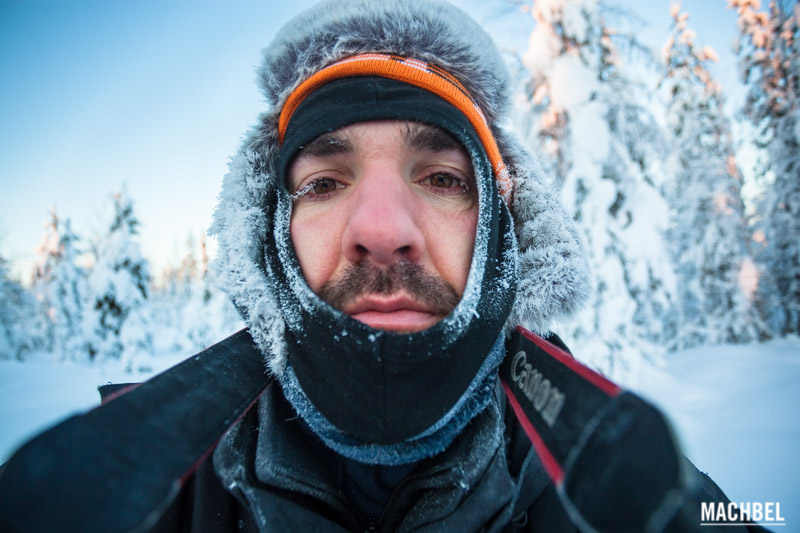 be4078cb4 Cómo vestirse para ir a un país nórdico en invierno. Prueba de campo ...