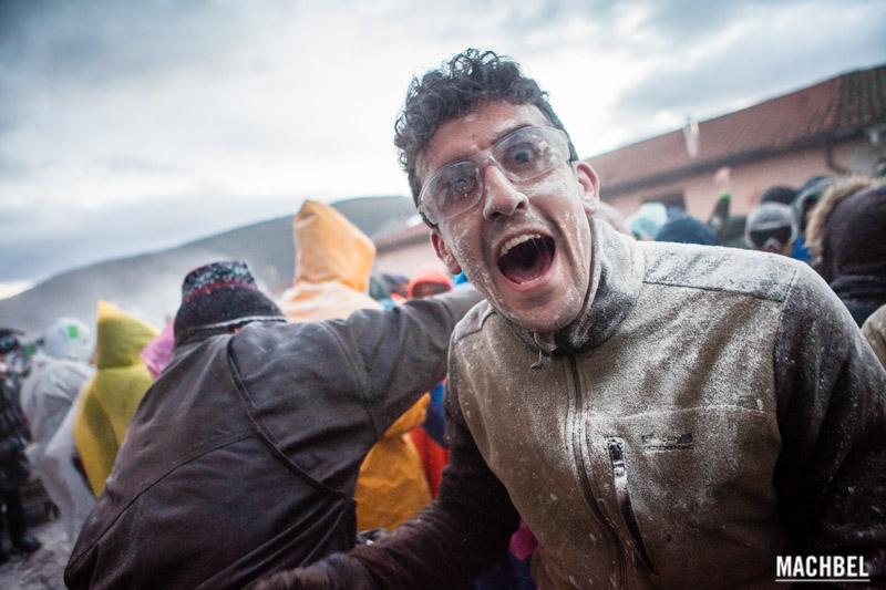 Carnaval o Entroido en Laza, Ourense, Galicia by machbel
