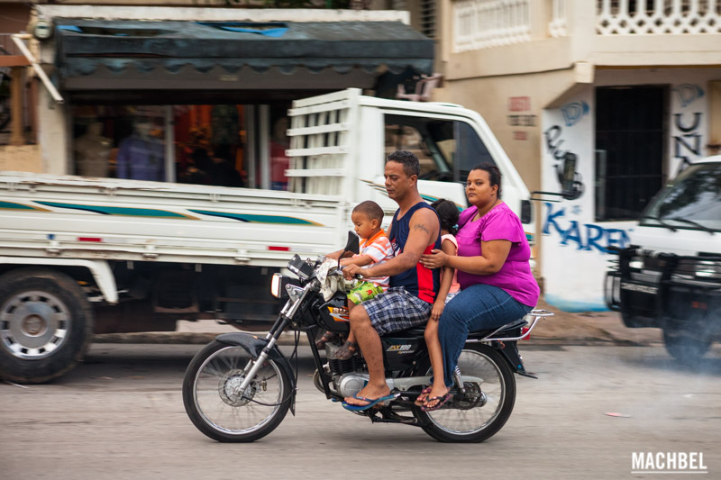Motoconcho de Republica Dominicana Moto Taxi by machbel