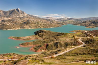 Sierra de Cádiz y de Grazalema, Andalucia España by machbel