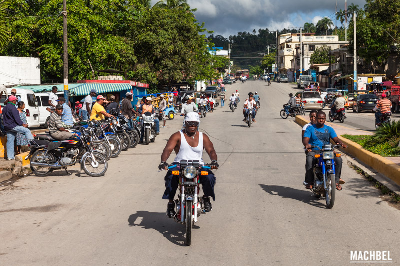 Motoconcho de Republica Dominicana Moto Taxi by machbel