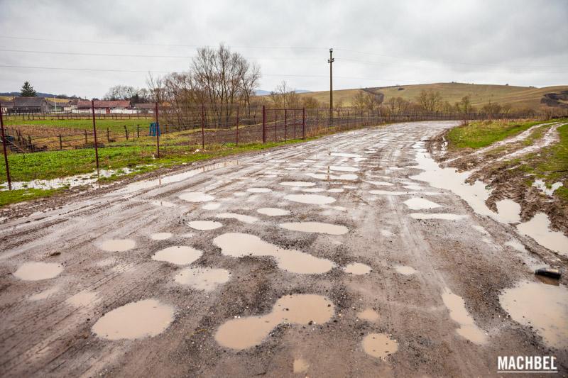 Carretera en Rumania by machbel