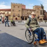Asturias accesible en silla de ruedas by machbel