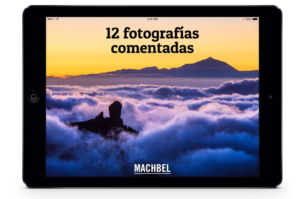 eBook 12 fotografías comentadas by machbel