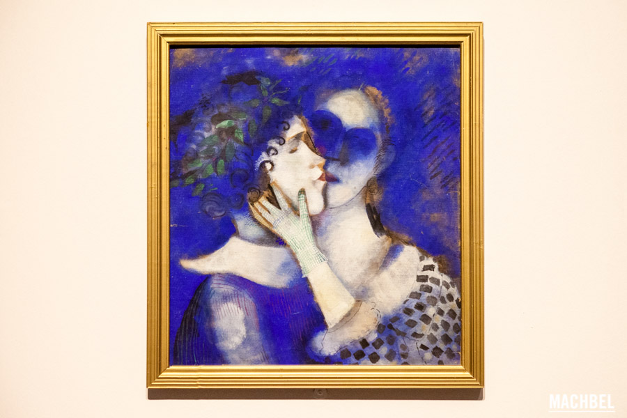 Exposición Marc Chagall y Dario Fo en Brescia Italia by machbel