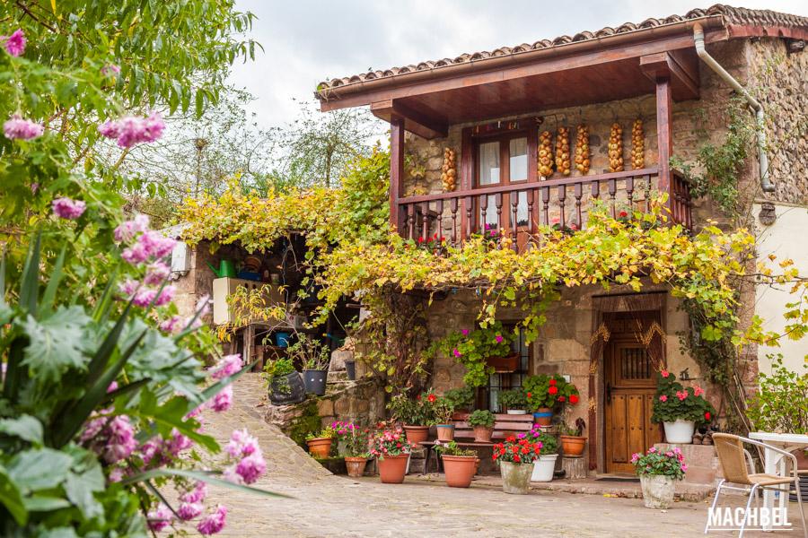 Balcones y flores de Carmona