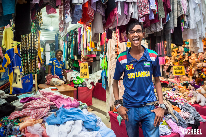 Bienvenido a Sri Lanka