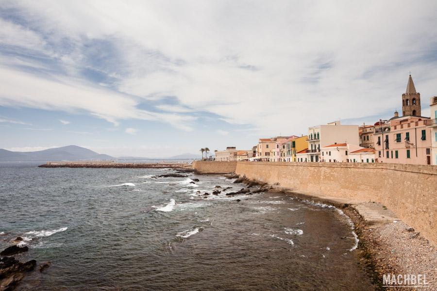 Ciudad fortificada de Arghero