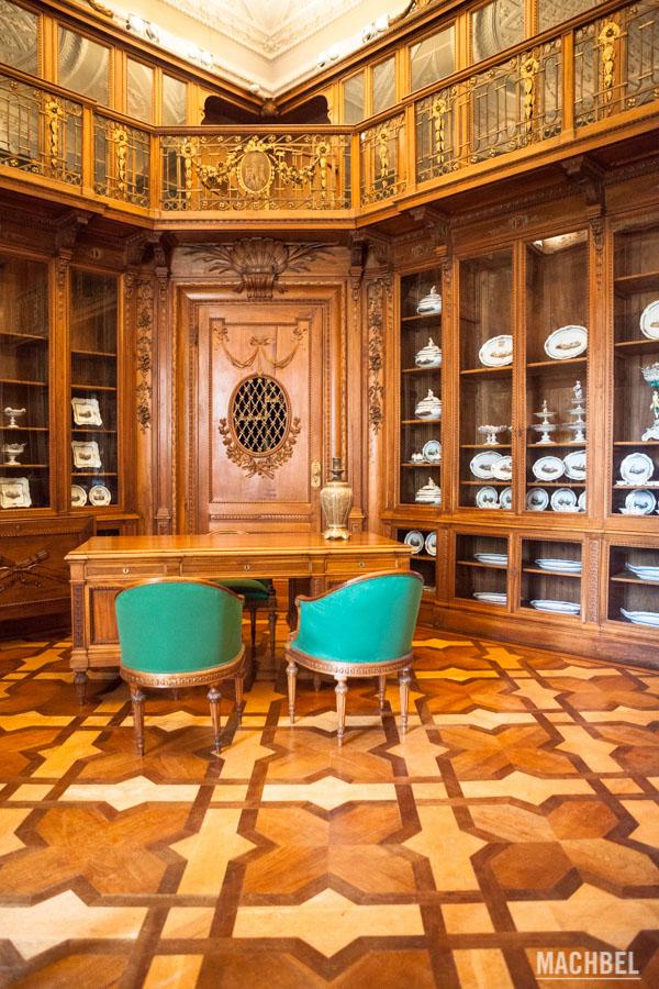 Despacho del palacio