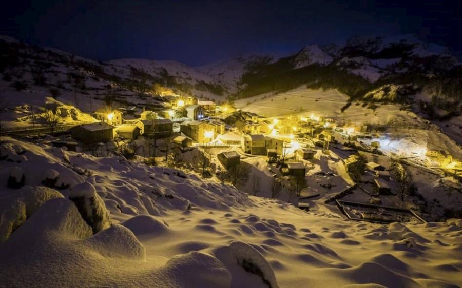 Sotres (Asturias). Por Miki López