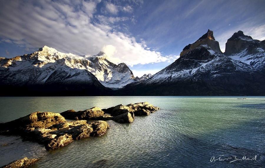 Torres del Paine (Argentina). Por Arturo Bullard