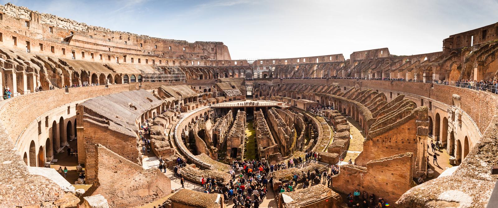 Visita Completa Al Coliseo Y Al Foro Romano Machbel