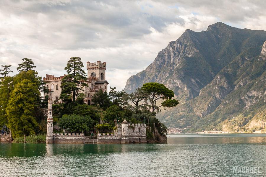 Palacio en la Isla de Loreto