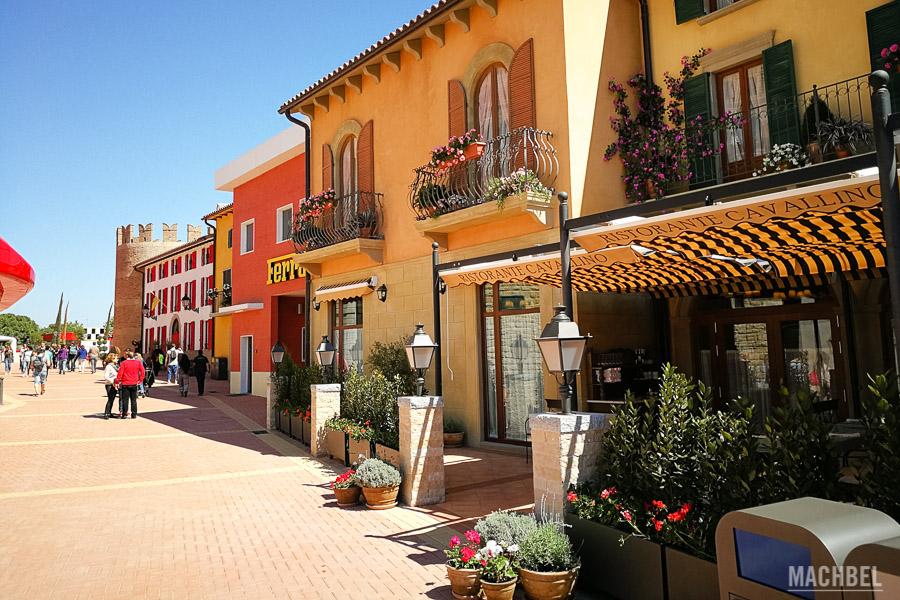 Restaurantes con estilo italiano