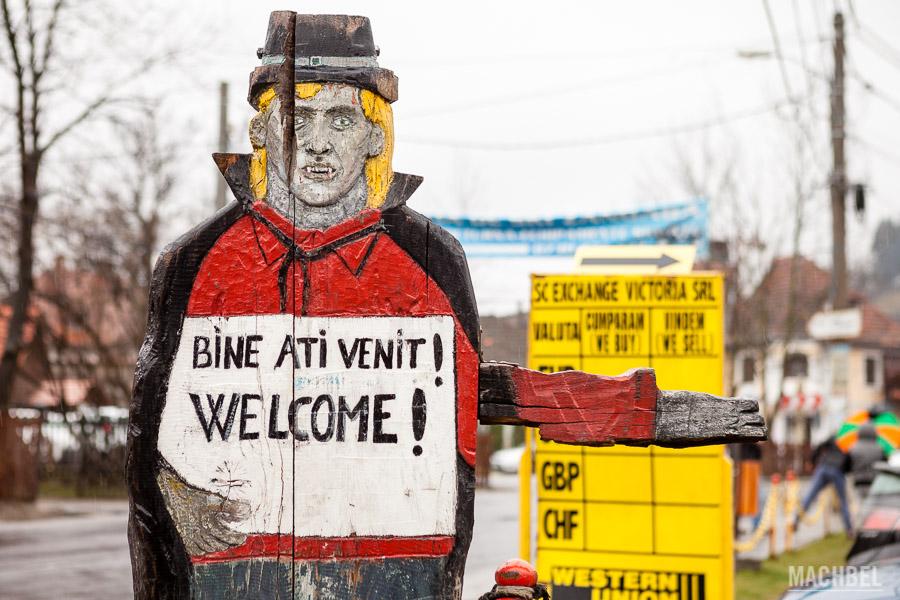 Bienvenido a Transilvania y Rumanía