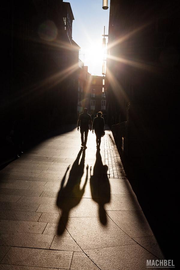 Caminando por Pontevedra