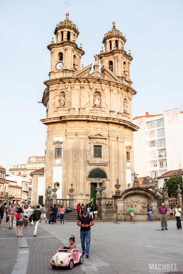 Pontevedra En Un Día Qué Visitar Y Dónde Comer Machbel