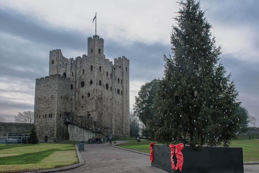 Rochester en navidad