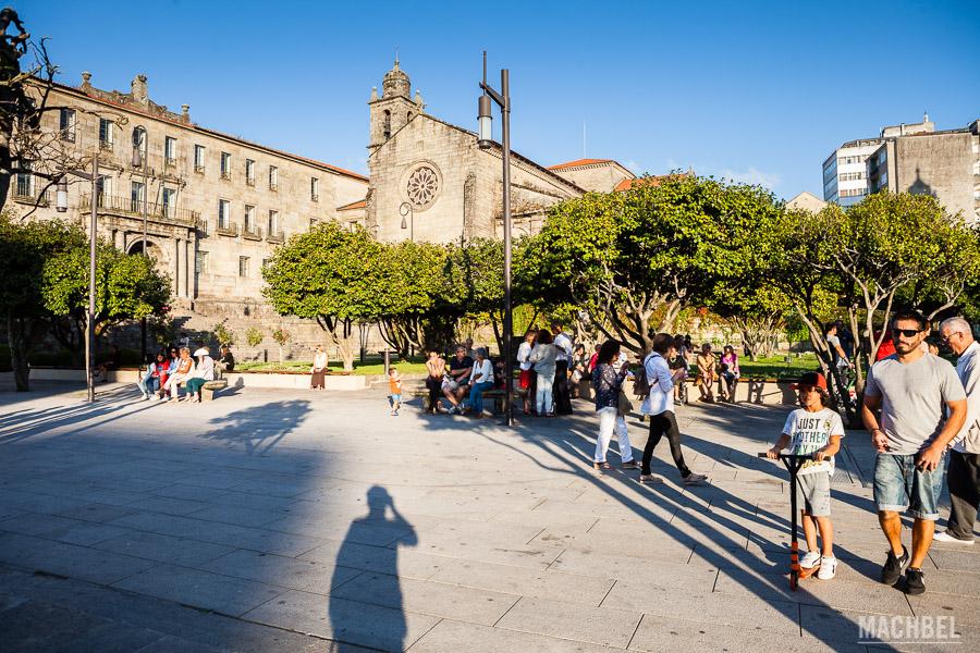 Plaza de la Ferrería