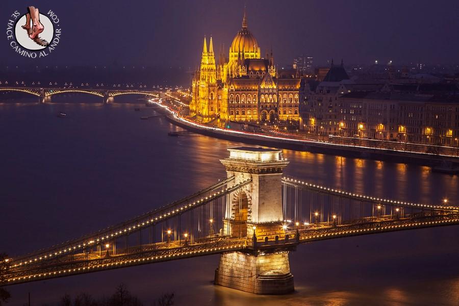 Budapest y el río Danubio