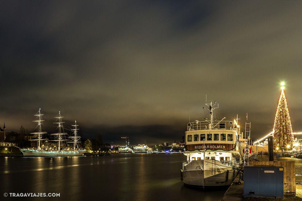 Estocolmo en navidad
