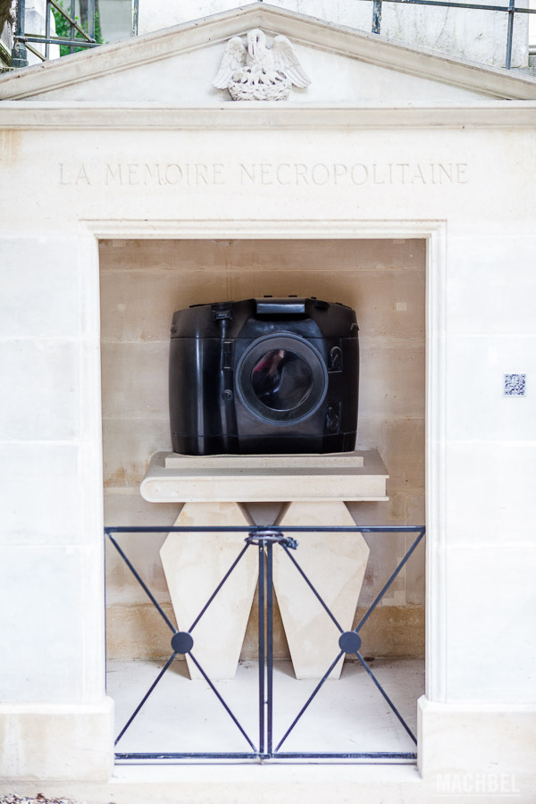Homenaje a la memoria fotográfica