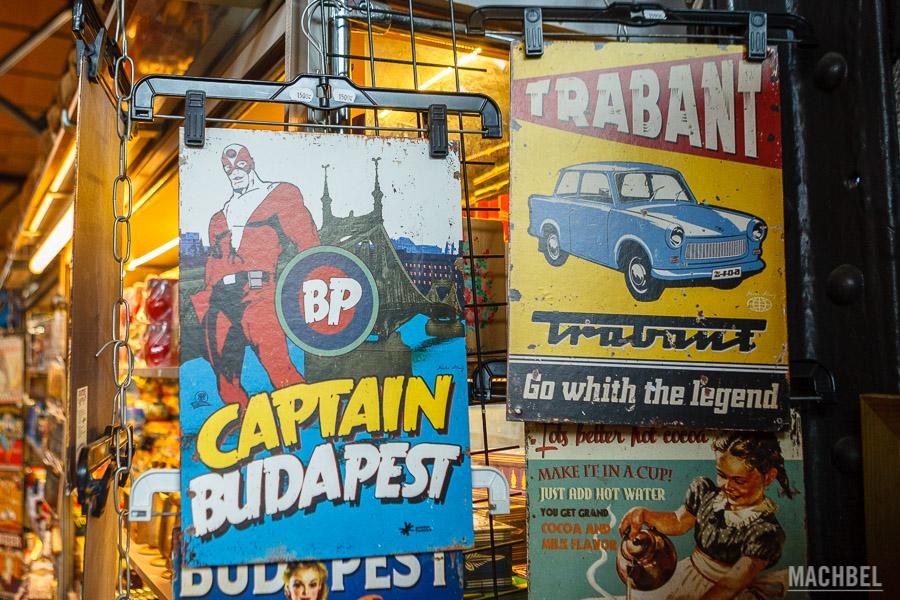 Captain Budapest y Trabant
